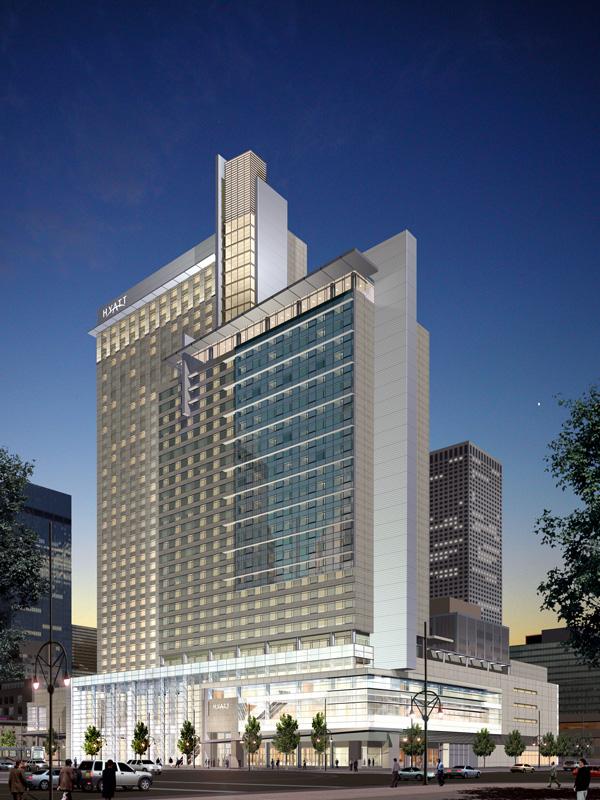Cobo Center Hotels